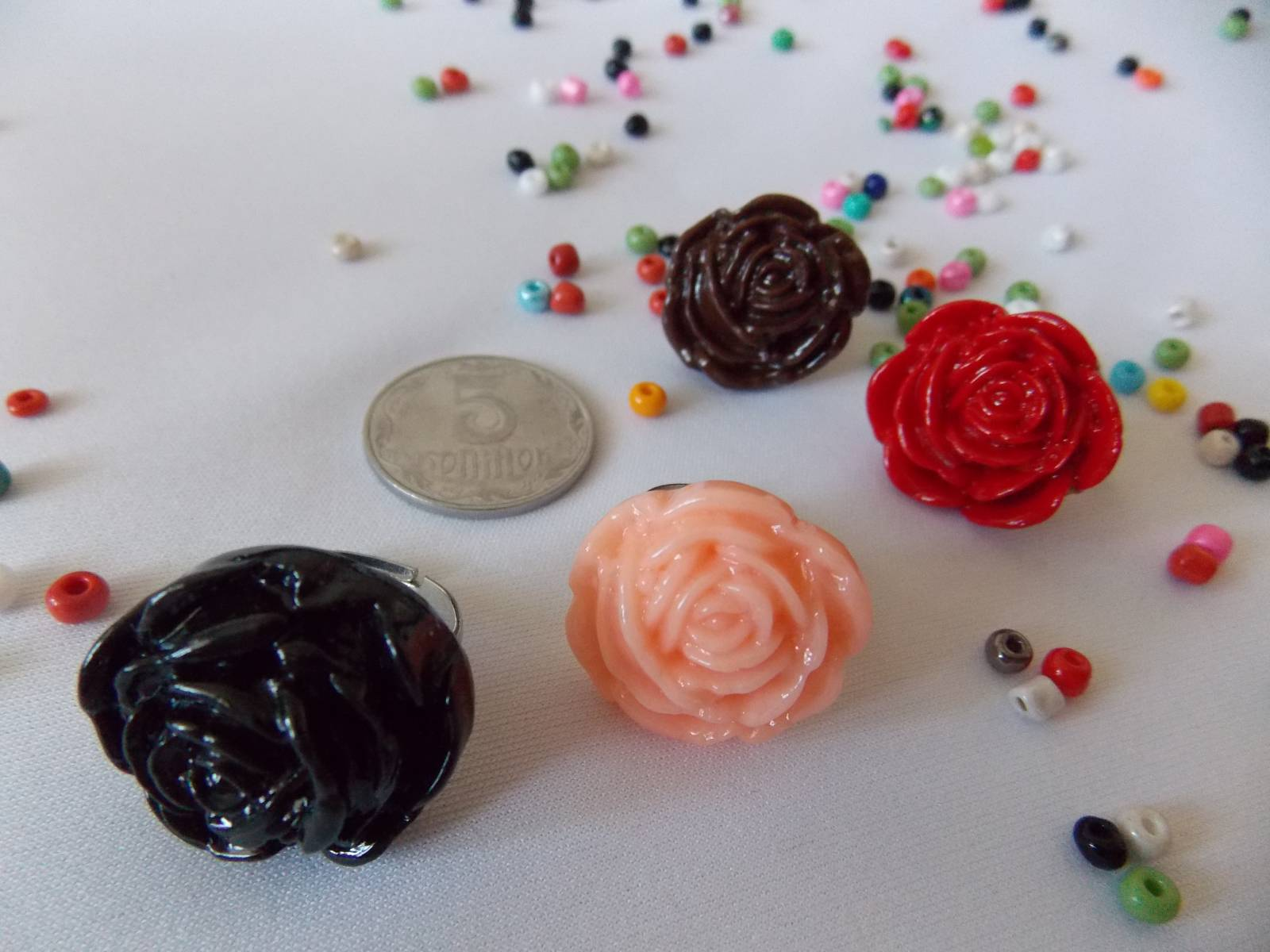 Поделки с полимерной глины фото
